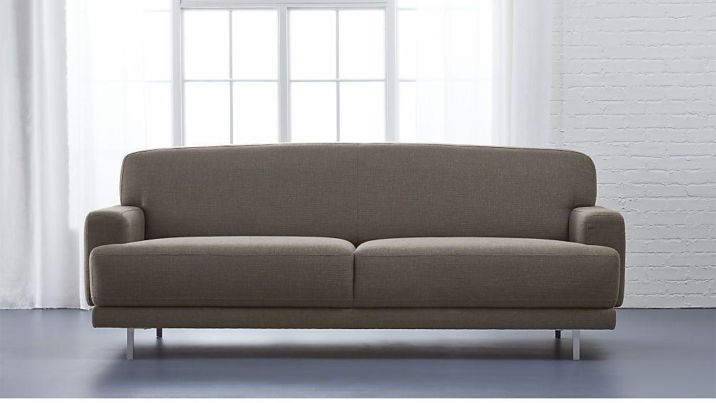 Blvd Sofa Cb2 Modern Sofa Sofa Love Seat