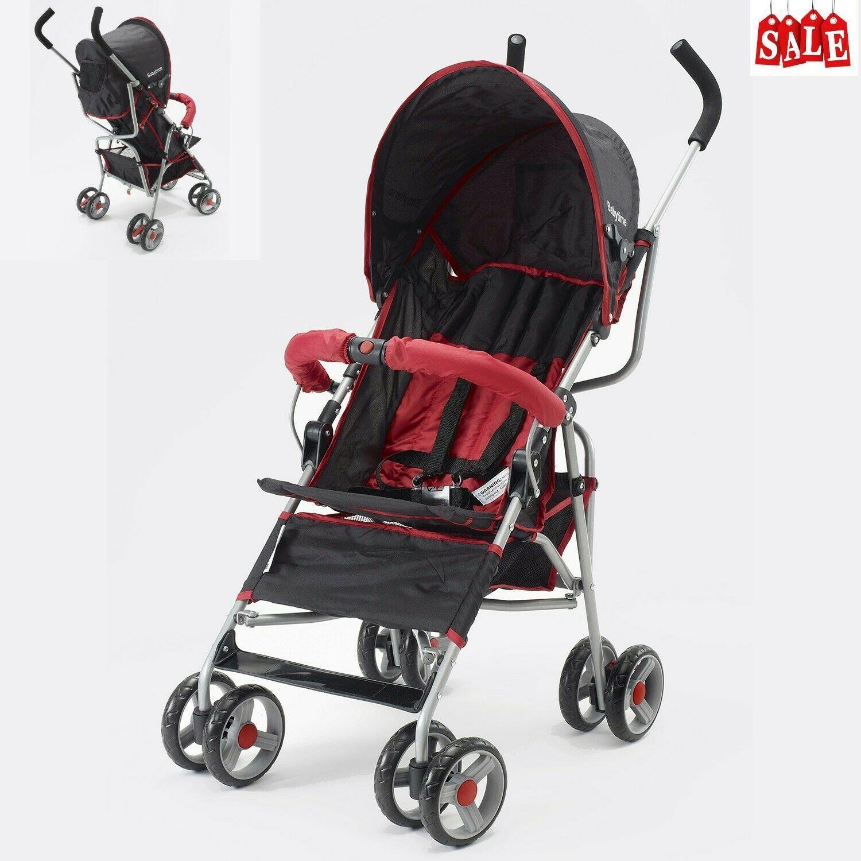 Compact Lightweight Travel Umbrella Baby Stroller Foldable