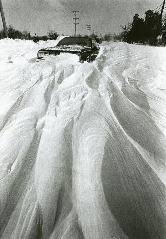 Snowed in Snow, Cleveland ohio, Akron ohio