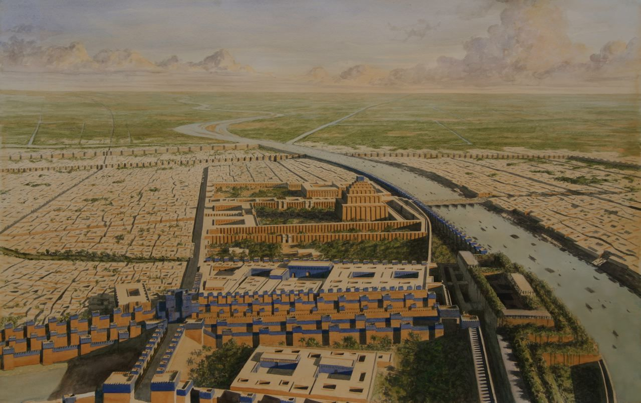 a history of babylon in ancient mesopotamia Location of babylon the ancient city of babylon, or 'door of god' in akkadian, was located in ancient mesopotamia along the euphrates river, in modern iraq.