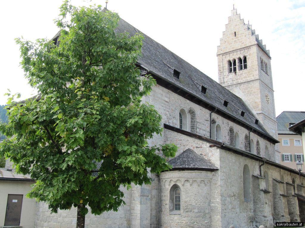 Pfarrkirche Sankt Hippolyt Zell am See Zell am see