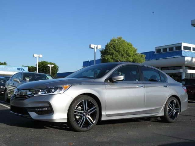 2017 Honda Accord Sport Silver