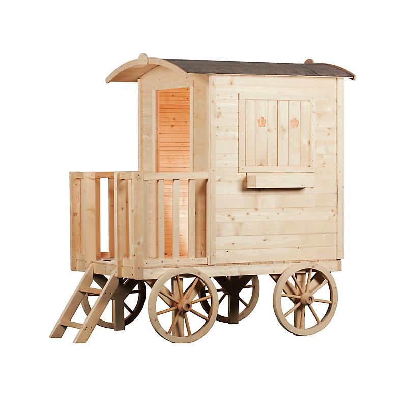 maisonnette de jardin en bois enfant a