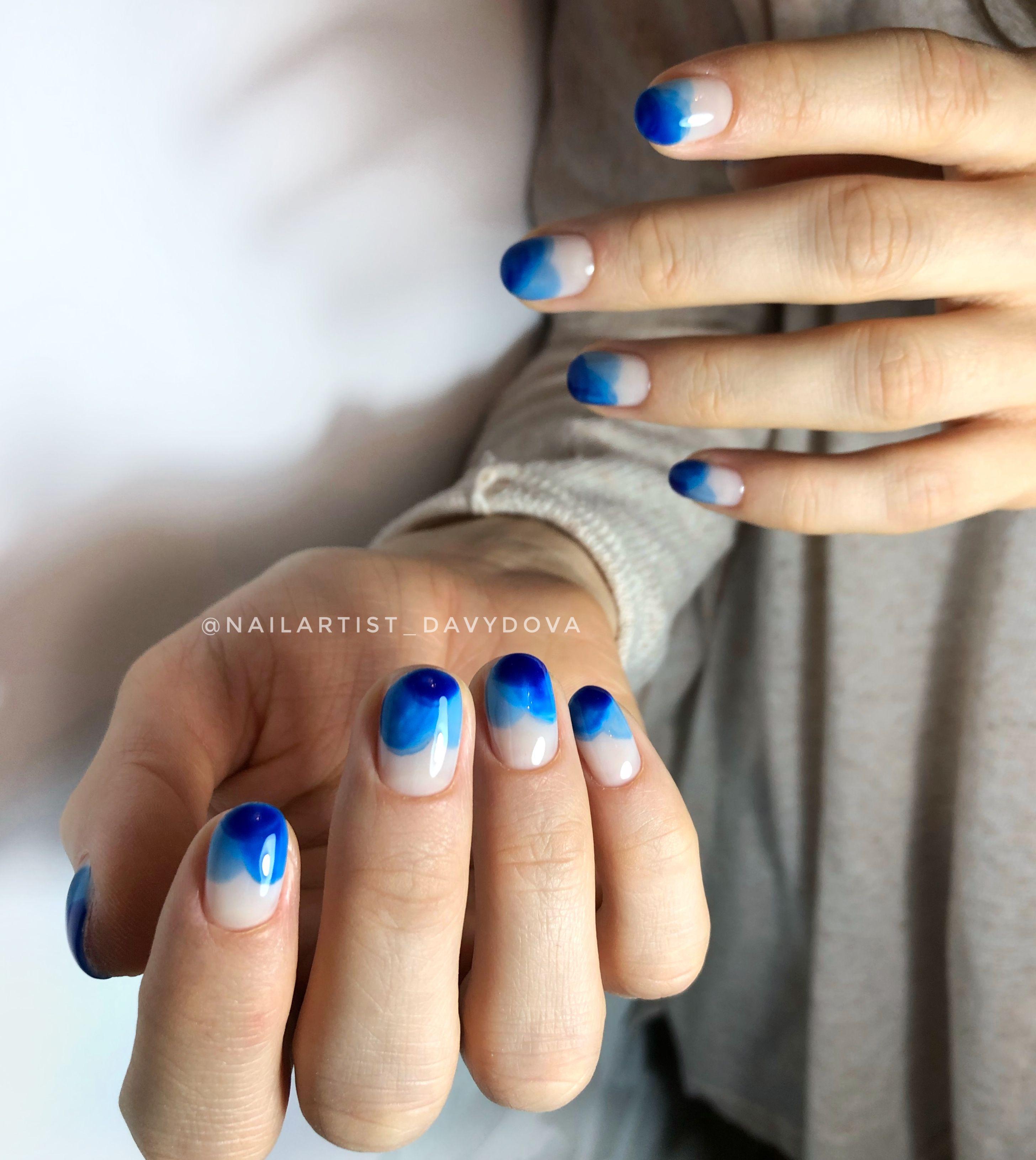 french manicure gellack