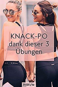 Photo of Die 3 besten Fitness-Übungen für einen knackigen Traum-Po