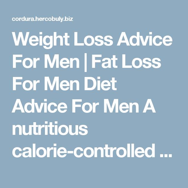 Fat Loss Advice