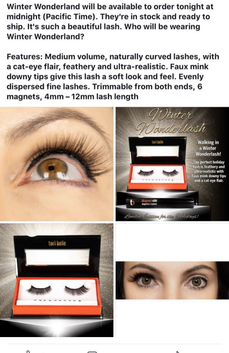 Pin by Stacey Glynn on Magnificent Eyelash's