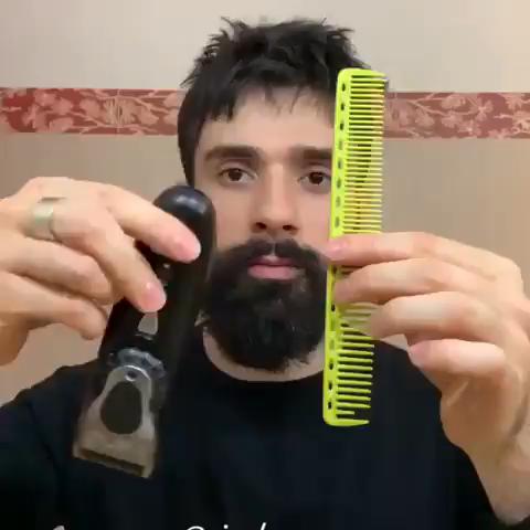 Photo of Die tägliche Bartpflege 😱💈