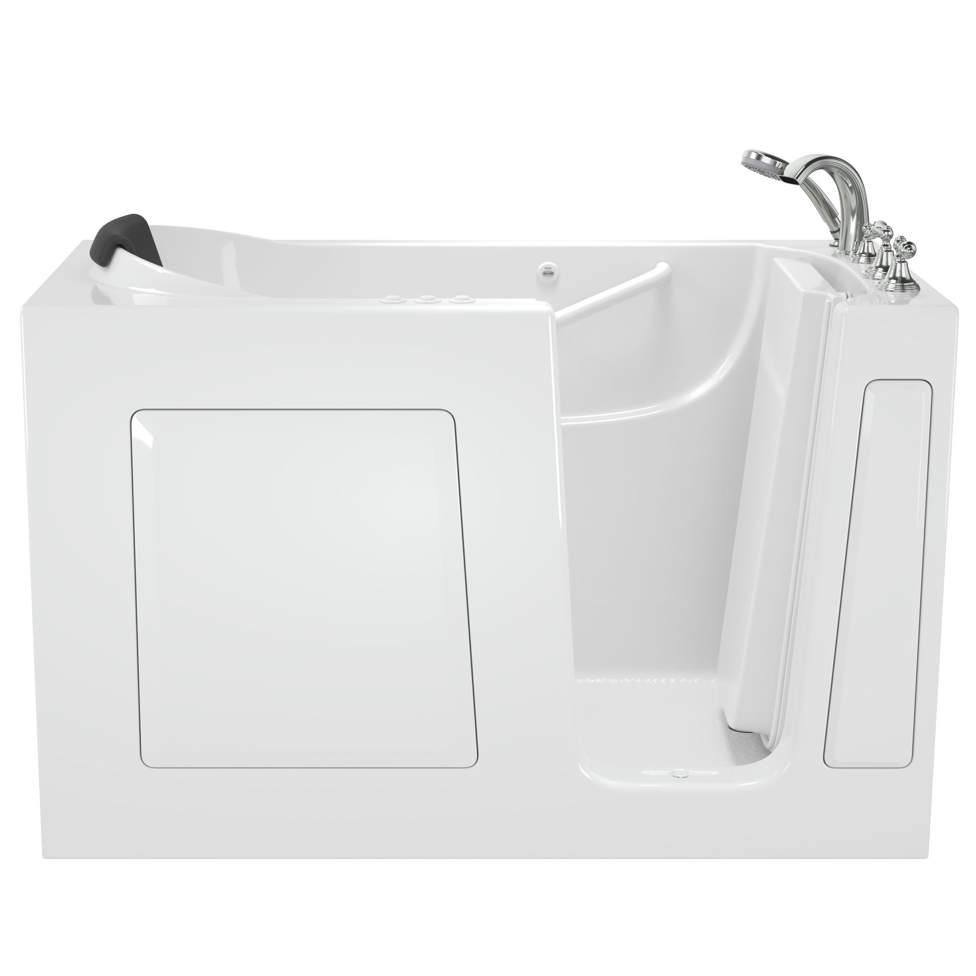air spa and whirlpool massage bathtub