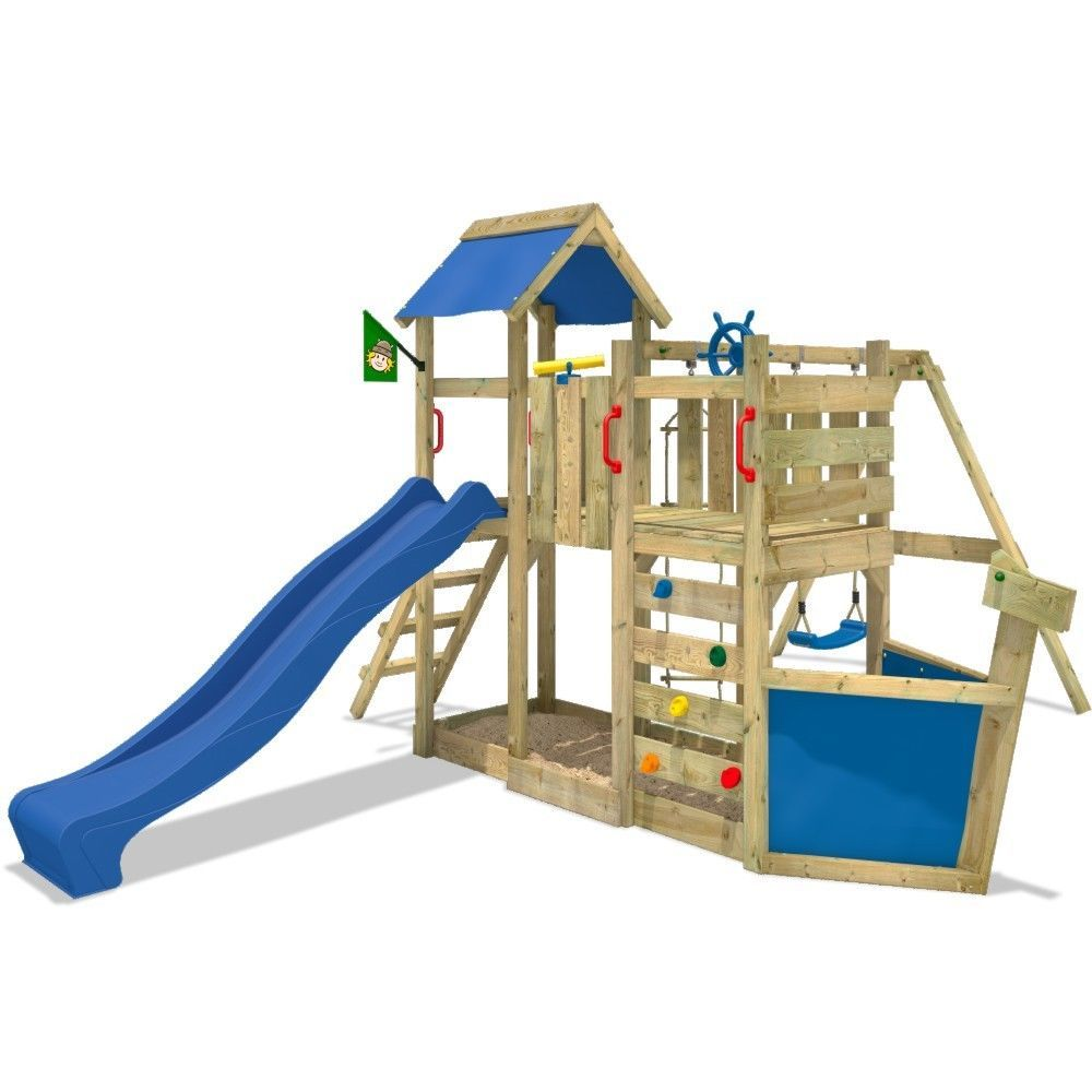 eine Spielburg für die Kids   Spielturm, Wickey spielturm ...