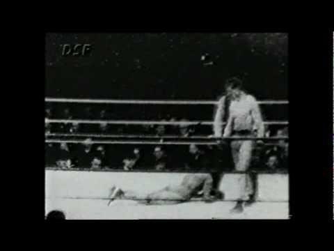 BOXING: Terry McGovern v. Joe Gans 1900  ▶️