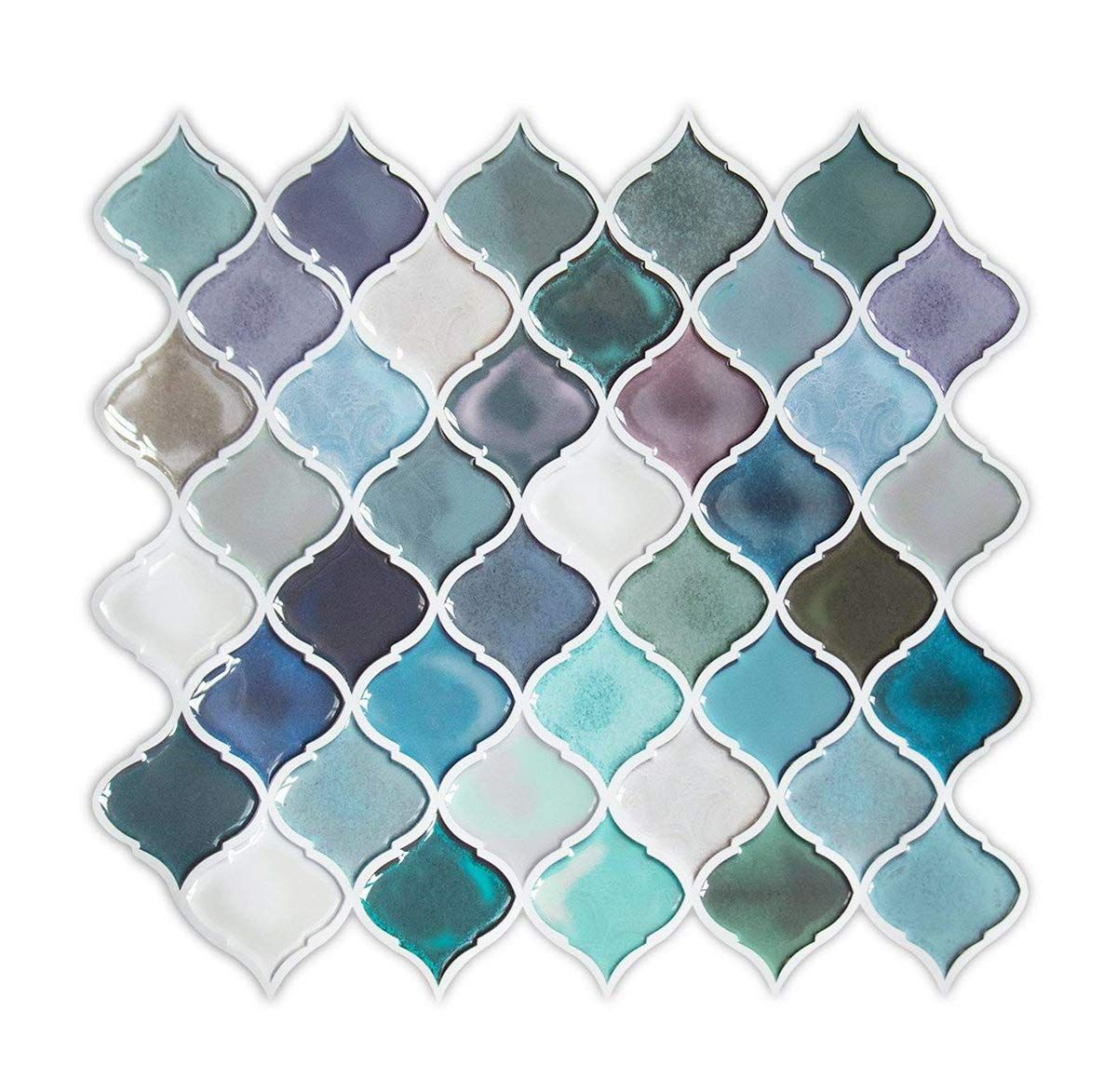 Self Adhesive Tile Splashback Peel And Stick Tiles Backsplash For