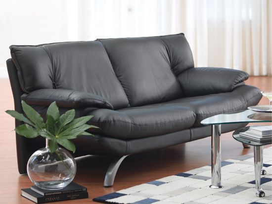 Carver Leather Sofa 999 Plummers Living Room Sofa