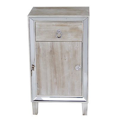 House Of Hampton Pelkey 1 Door Accent Cabinet Color Accent Cabinet