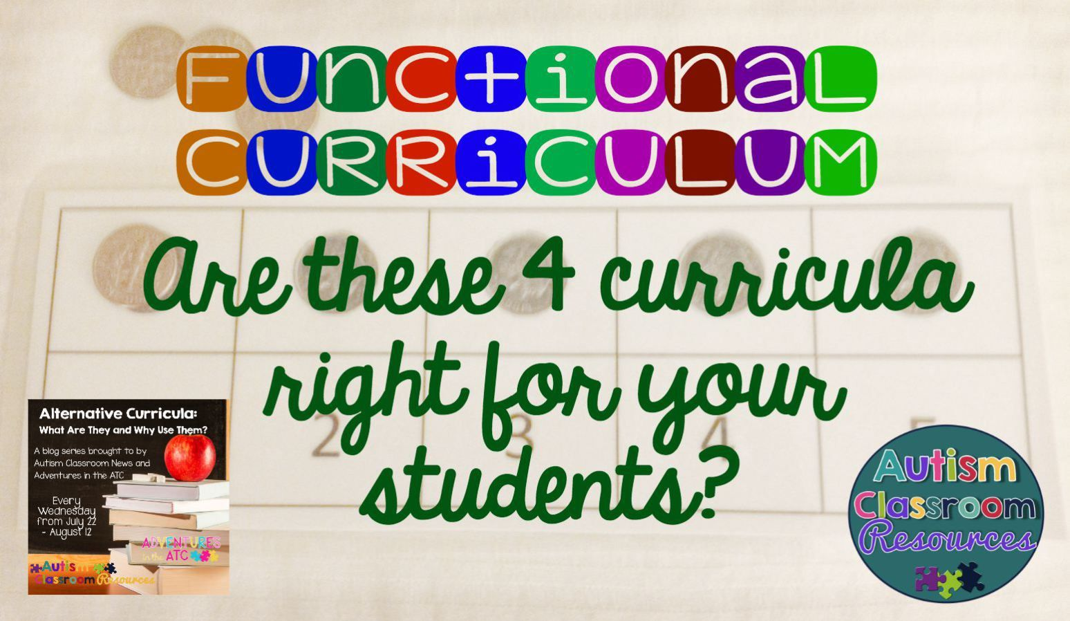 Functional Curriculum Are These 4 Right For Your Special