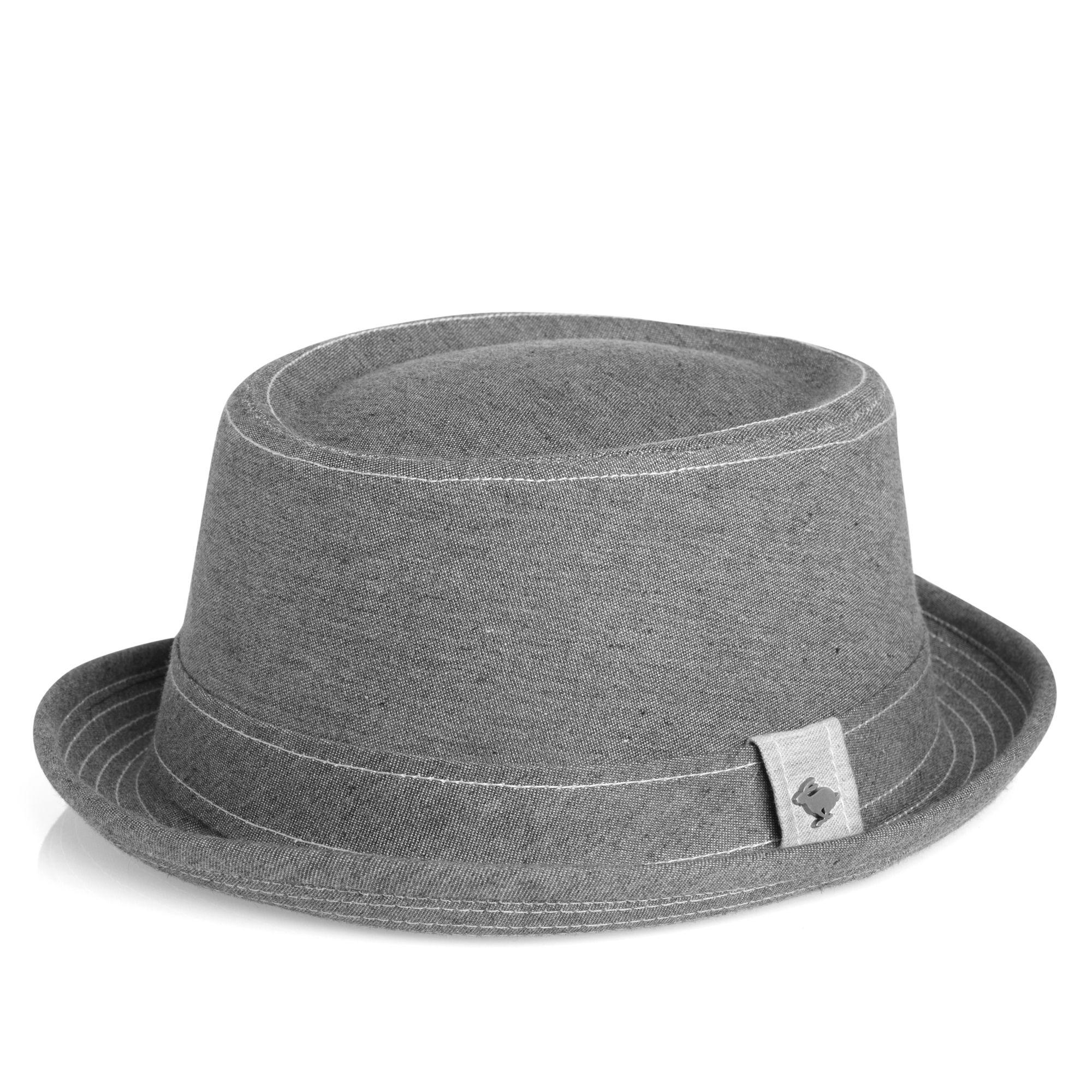 Porkpie hats for the groomsmen