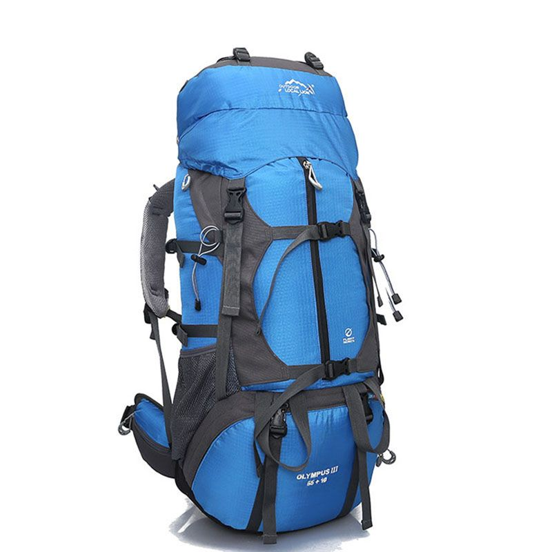65L Professional Women's Men's Outdoor Sport Bag Large Shoulders ...