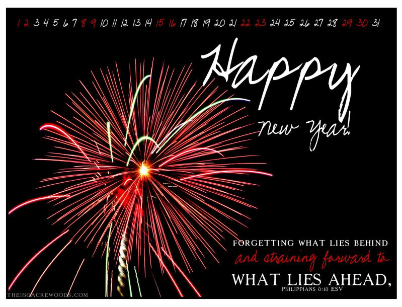 New Year Images With Bible Quotes: New Year Bible Verses Images Wallpapers