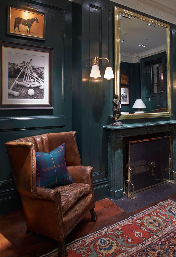 Les Nouvelles Boutiques Du Moment Decoration Salon Anglais Salons Anglais Deco Maison