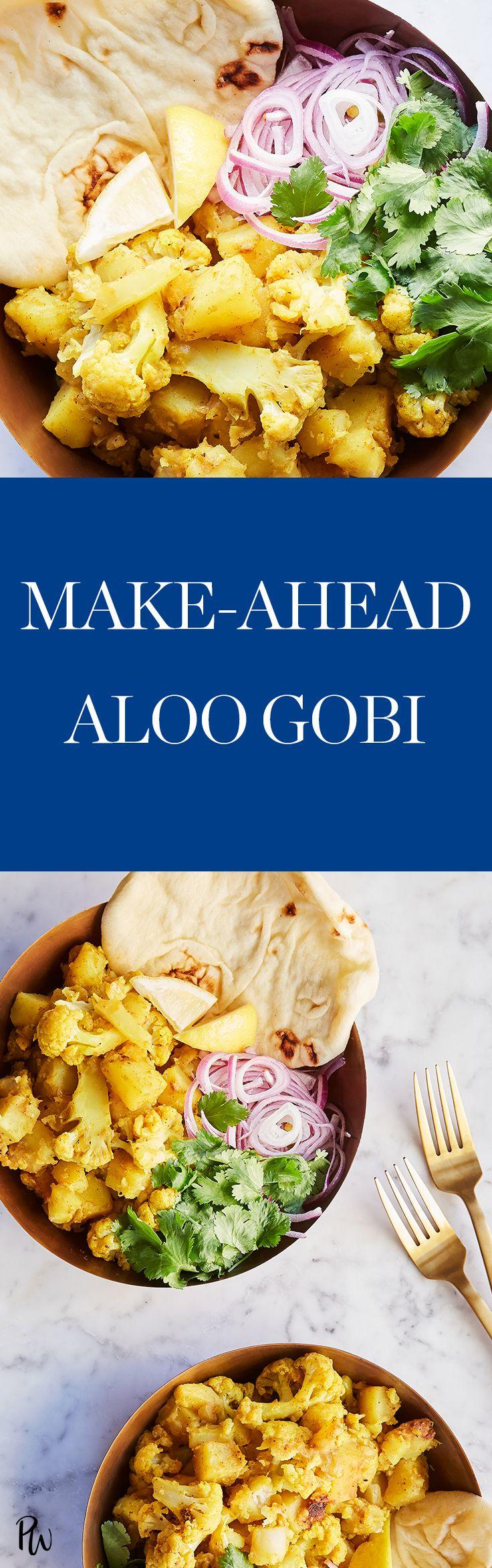 Make-Ahead Aloo Gobi Make-Ahead Aloo Gobi