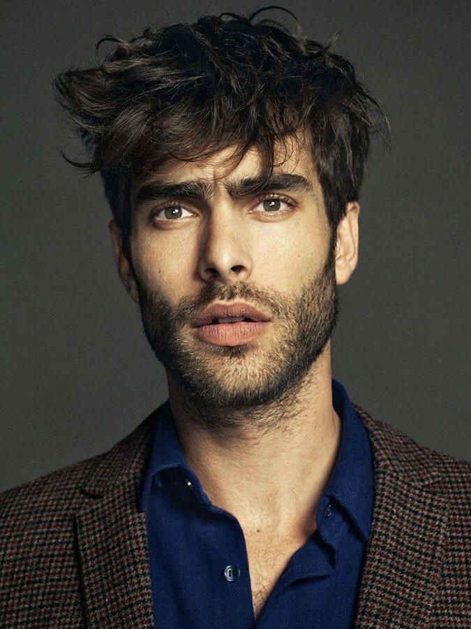 Look at this! #popularmenshairstyles in 2019 | Mens medium length hairstyles, Medium hair styles ...