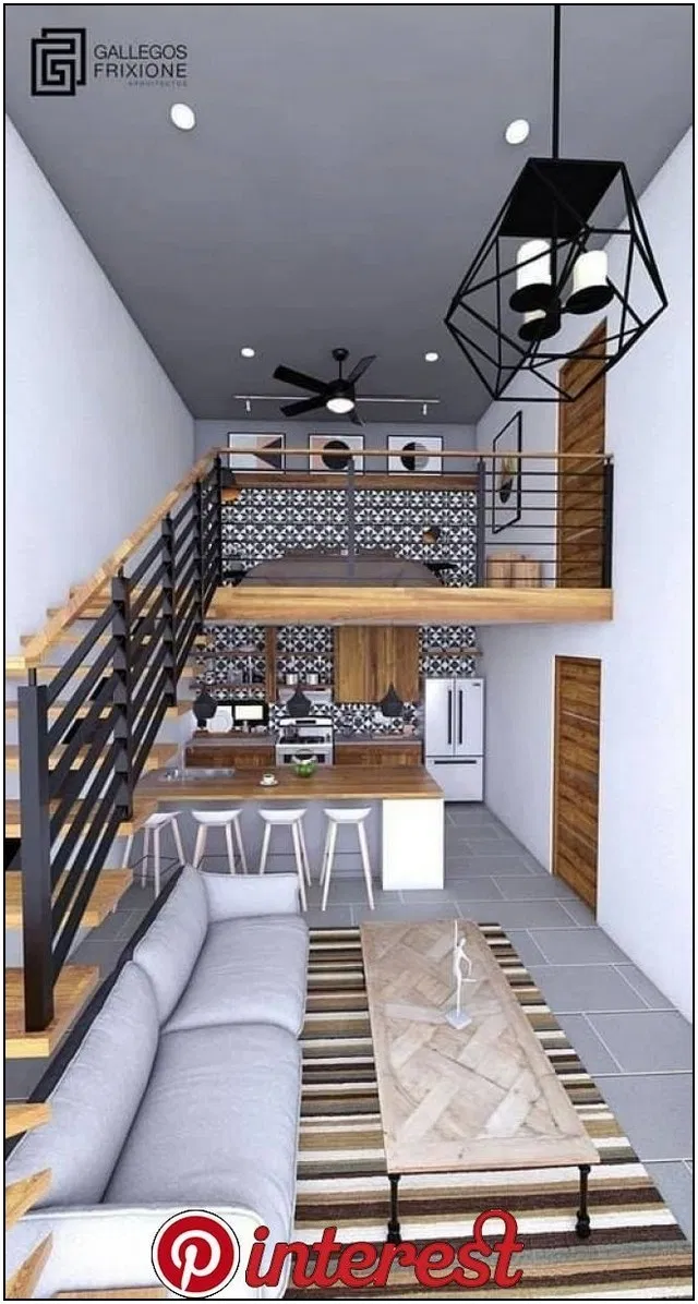 143 Genius Ideas For Your Tiny House Project 83 Hometwit Com Tiny House Interior Tiny House Interior Design House Floor Design
