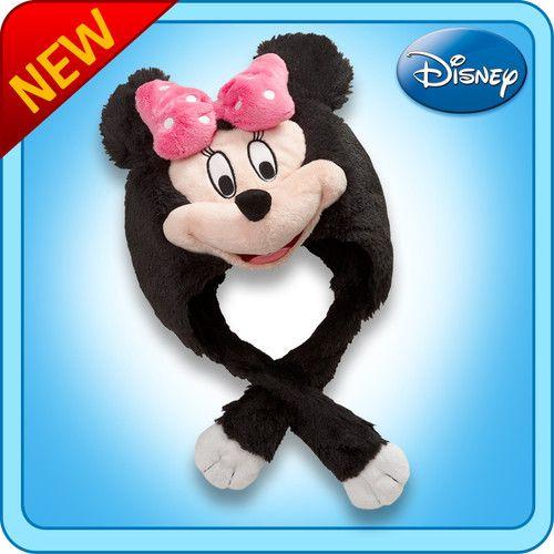 Disney Pillow Pet Minnie Mouse Hat
