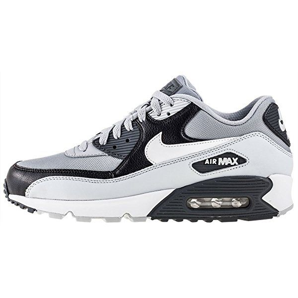 | NIKE Mens Air Max 90 Essential Running Shoes