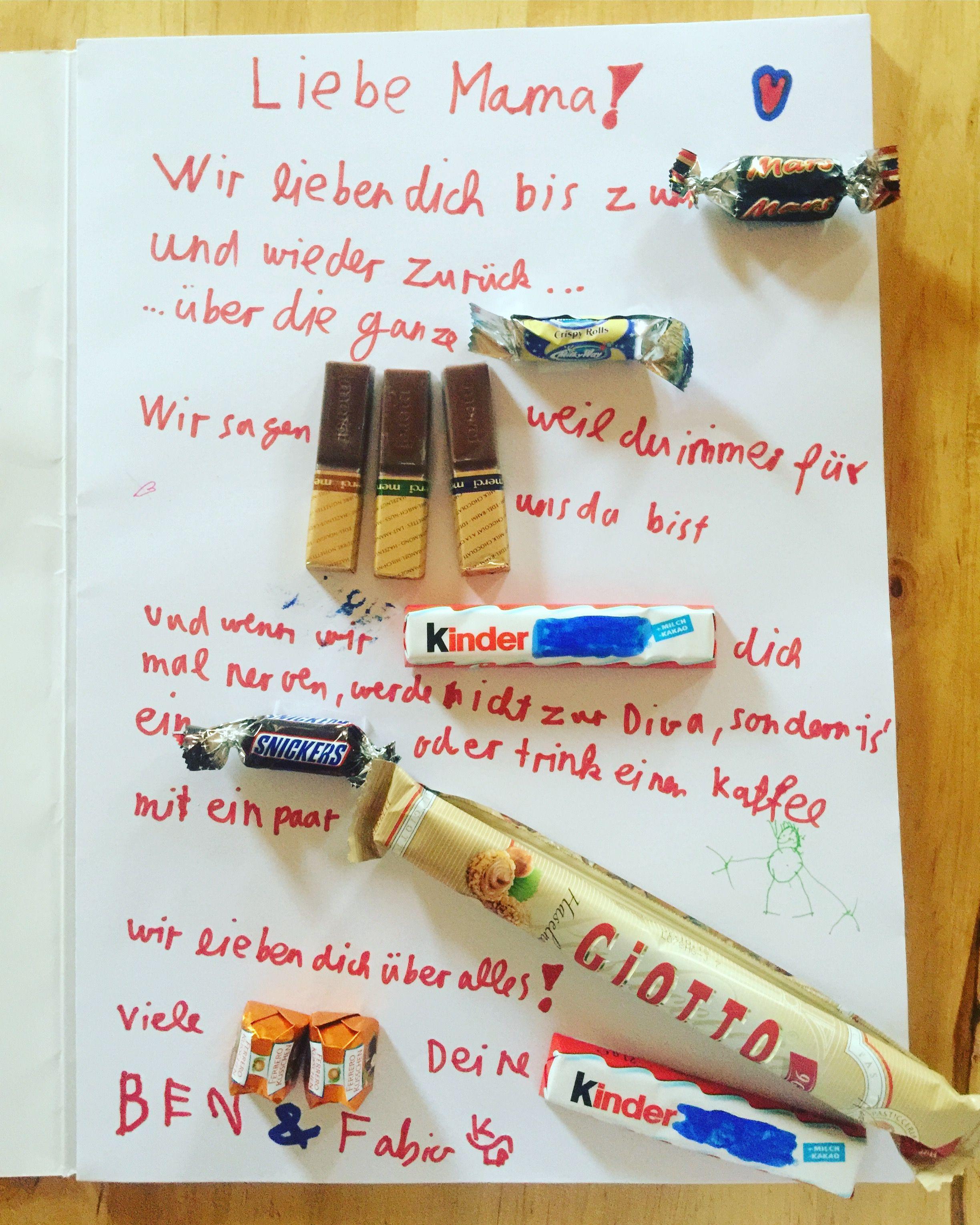 Pin Von Kathrin Kellermann Auf Geschenke Geschenke Fur Mama