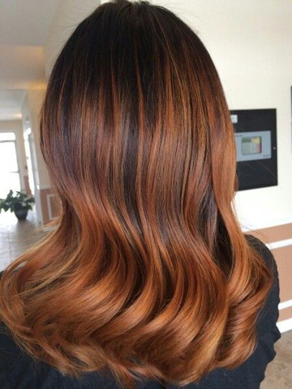 20 Shades Of Copper Wonderful Pumpkin Spice Hair For This