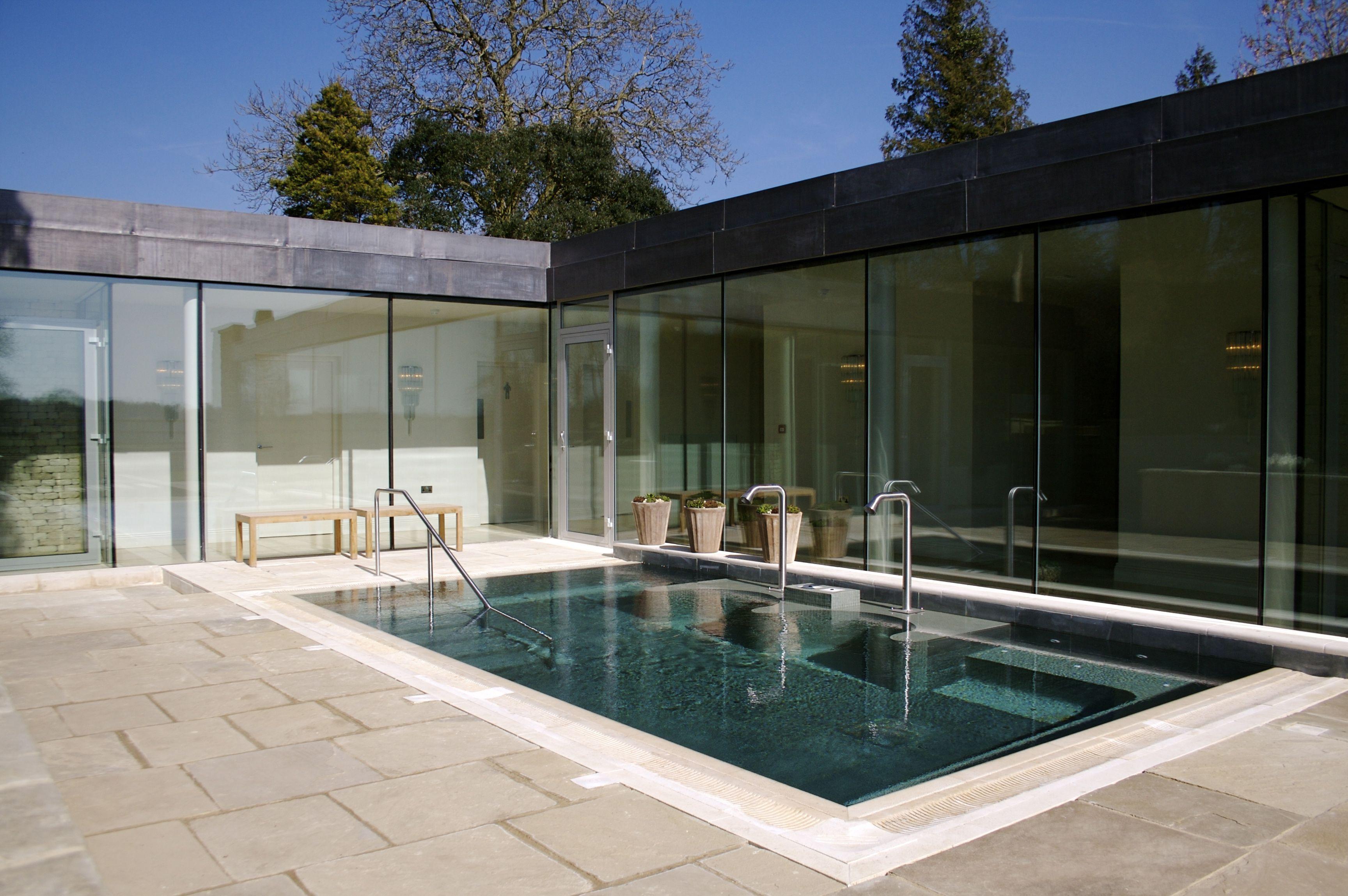 Barnsley House Hotel And Spa Maxlight By Culmax Glazing French Doors House Hotel Spa