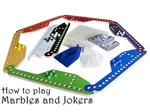 How To Play Marbles And Jokers Game By Wizard Woodworks Pegs And Jokers How To Play Marbles Joker Game