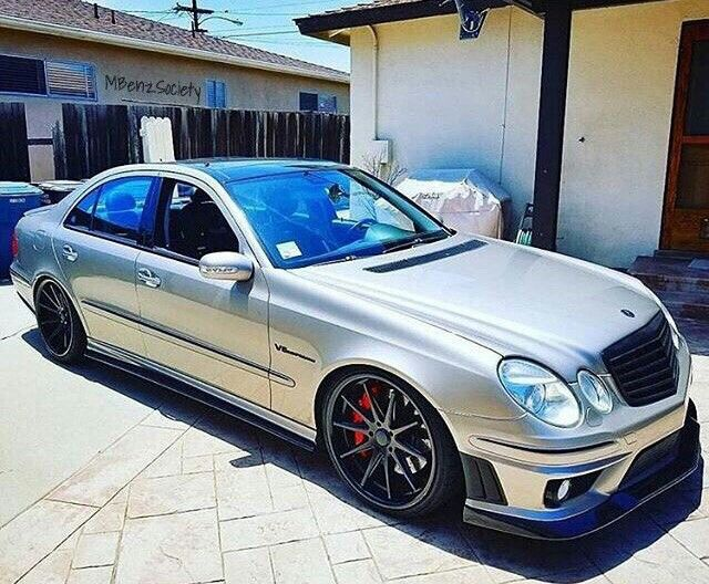 E55 Picture Thread - Page 79 - MBWorld org Forums | Mercedes benz