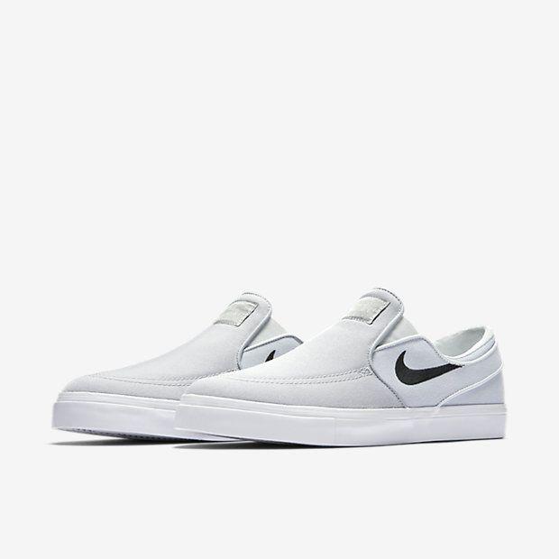 Nike SB Zoom Stefan Janoski Slip-On Canvas Zapatillas de skateboard - Hombre