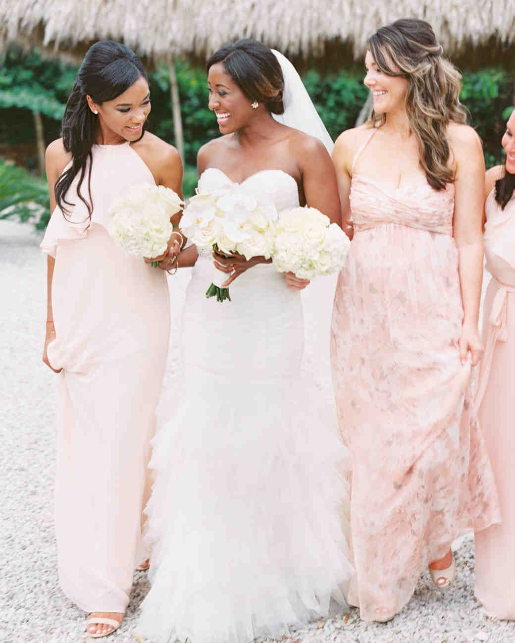 Pretty Wedding Hairstyles For Your Bridesmaids Wedding