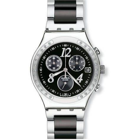 9cd293adf01 Swatch Dreamnight Chronograph Unisex Watch YCS485GC