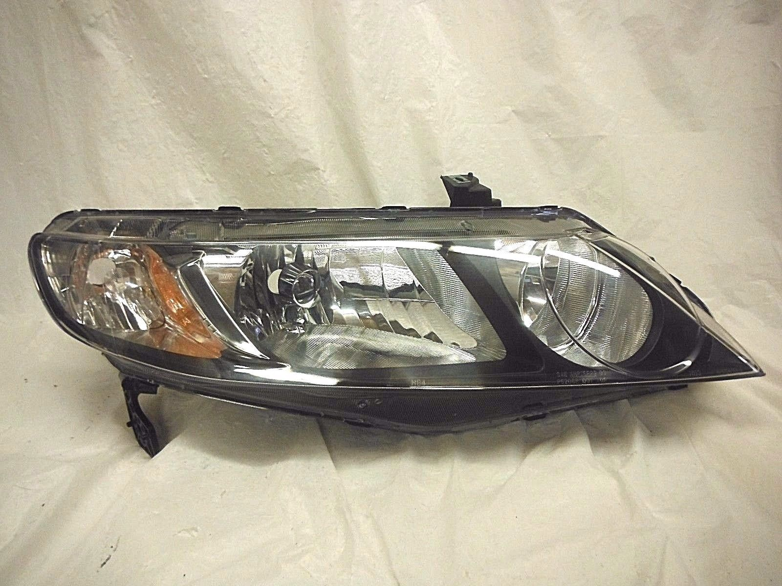 2006 2011 honda civic headlight right passenger side rh oem h100167