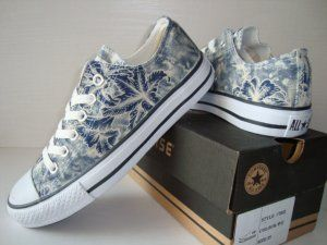 ...sneakers would be too cute to wear.  Converse, $49.00