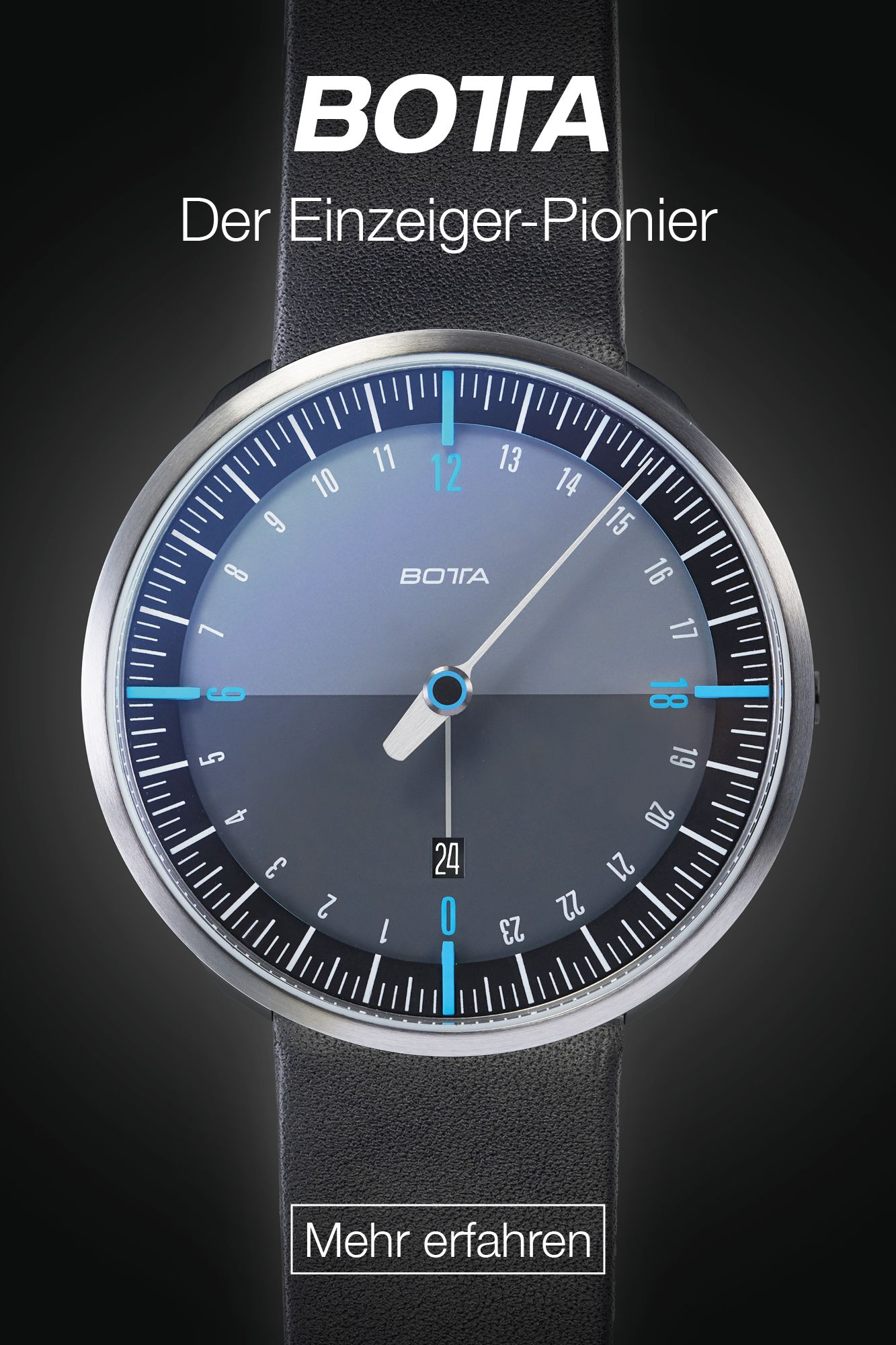 Photo of Wristwatches from BOTTA design