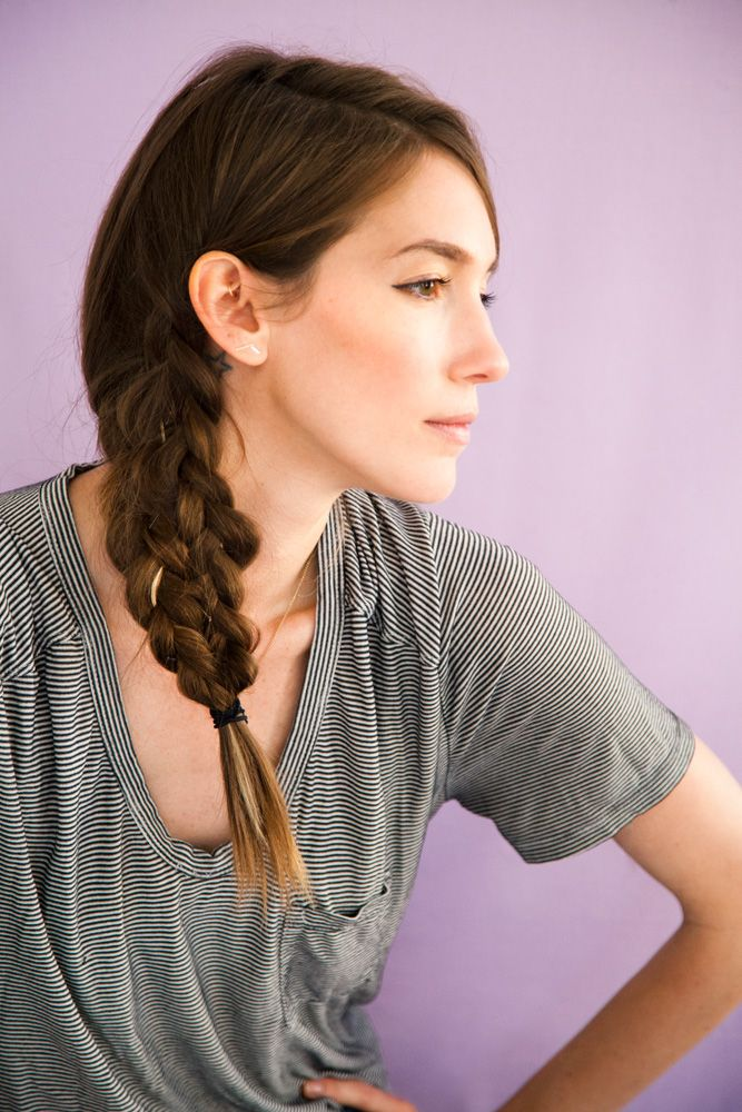 A CUP OF JO: Mermaid Tail Braid