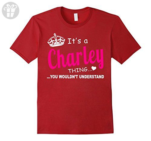Mens Charley You Wouldn't Understand Birthday T-Shirt 2XL Cranberry - Birthday shirts (*Amazon Partner-Link)