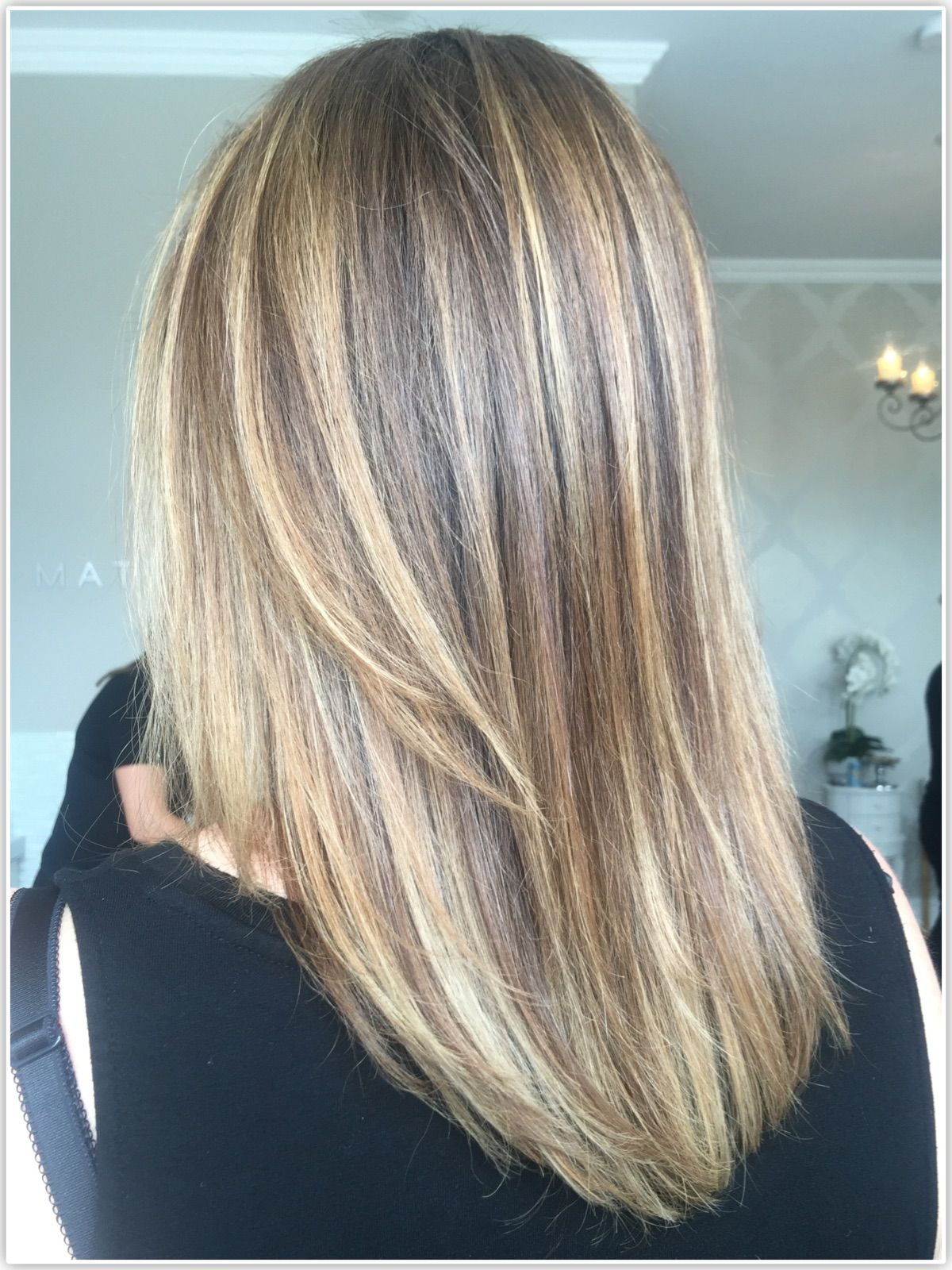 Hairtrends Flamboyage Balayage Sombre Ombre