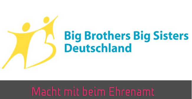 Big Brothers Big Sisters - Mach mit beim Ehrenamt.
