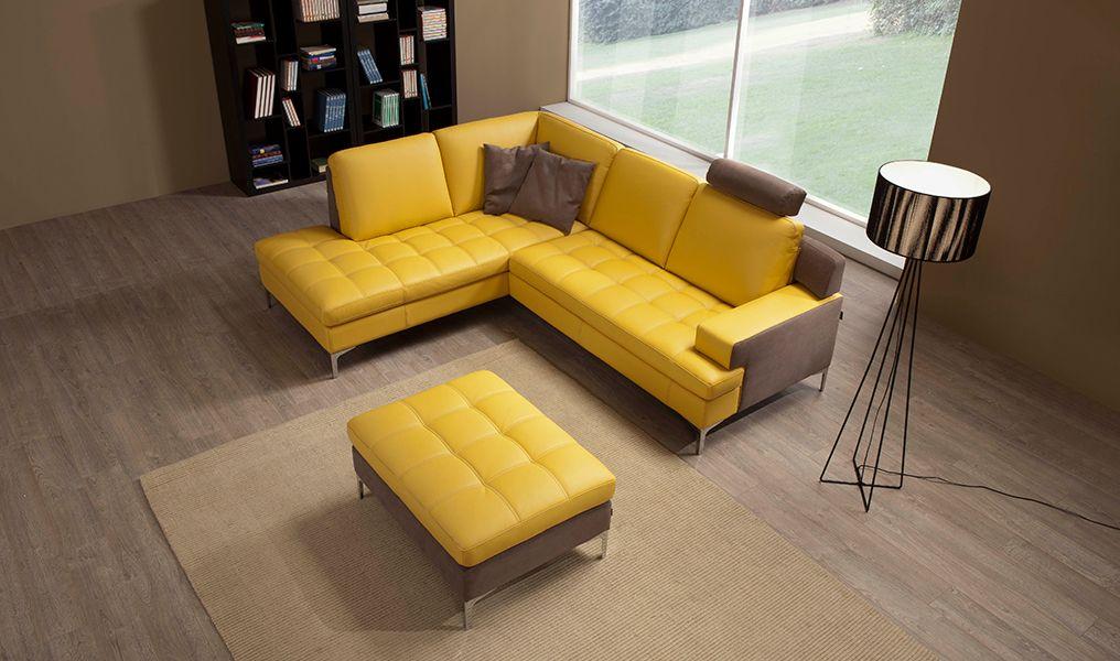 Il divano ad angolo gemma dondi salotti ambientazioni for Divani dondi