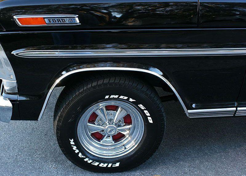 1968 Ford F100 428 CJ Pickup | MJC Classic Cars | Pristine Classic Cars For Sale…