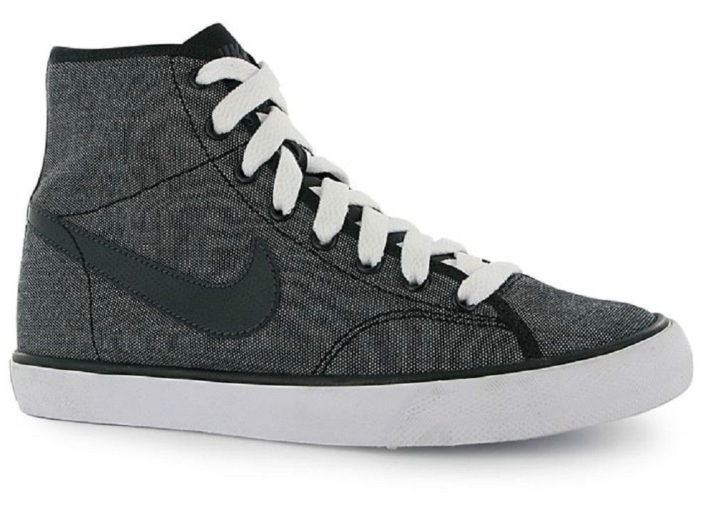 Nike Primo Canvas High Tops Ladies