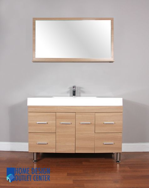 Nice AT 8042 L Modern Bathroom Vanity   Home Design Outlet Center