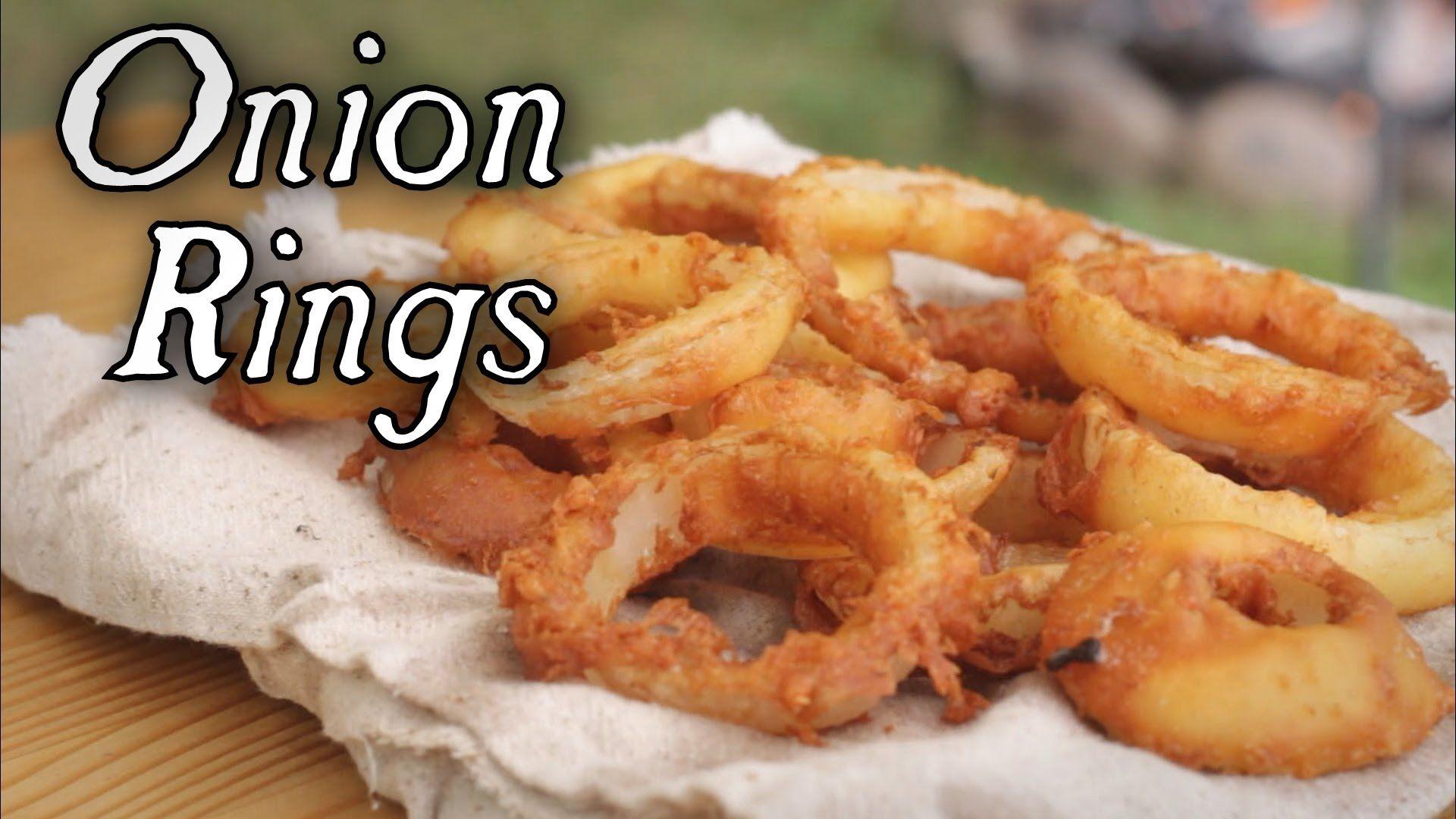 Air Fryer Onion Rings - Food Lovin Family