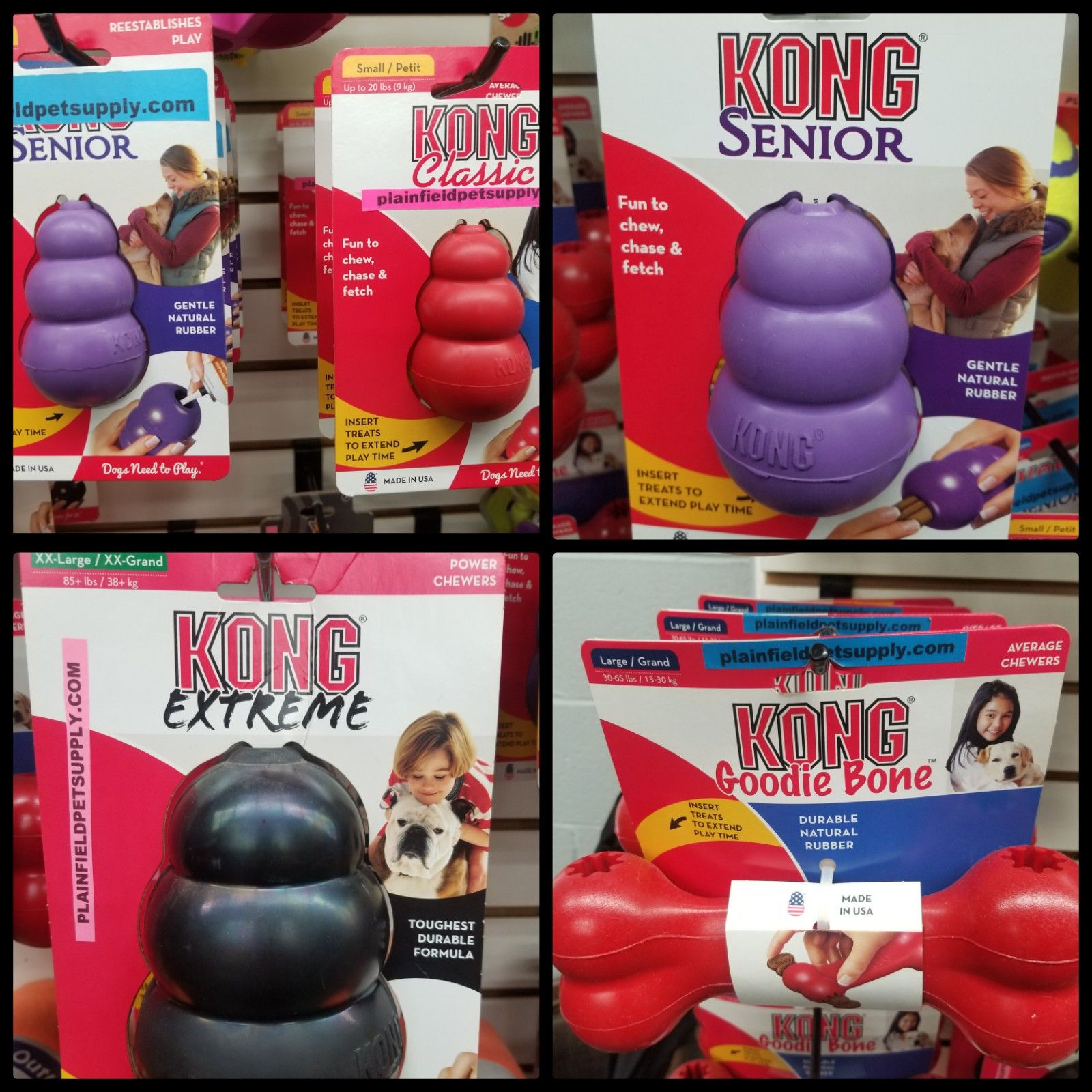 Keep Your Pet Busy With These Great Treat Release Toys Kong