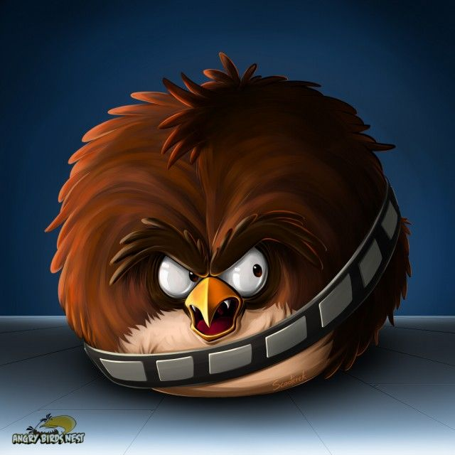 AngryBirdsNest.com Exclusive! Angry Birds Star Wars ...